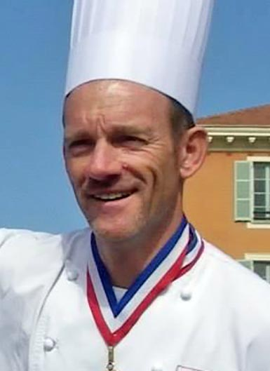 Alain Rolancy, pâtissier MOF 1994