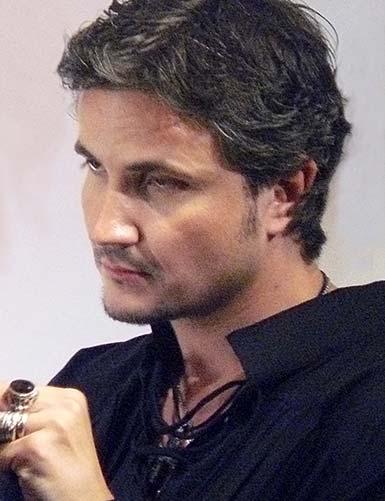 David Corneloup, coiffeur MOF 2000
