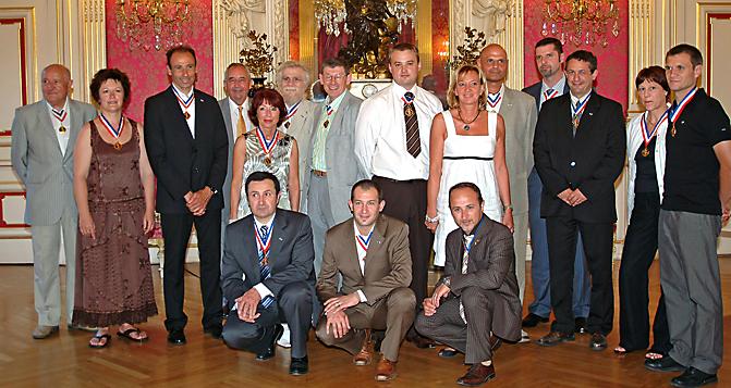 La Ville De Lyon Honore La Promotion Mof 2007 Mof 69