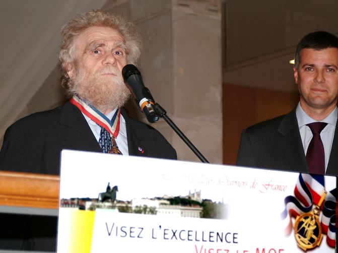 Gabriel Paillasson Commissaire du COET pour les MOF