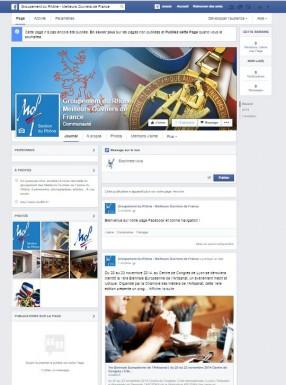 Page Facebook MOF 69