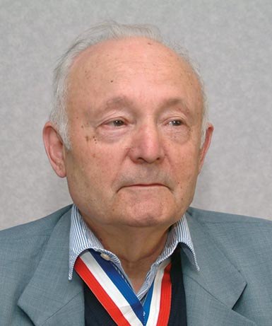 Daniel Sannier, menuisier MOF 1955