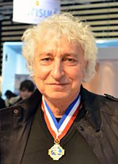 Dominique Pasinetti, modeleur MOF 1976
