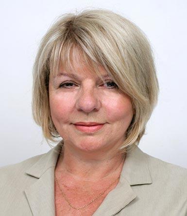 Marie-Claude Dumonceau, esthéticienne MOF 1991