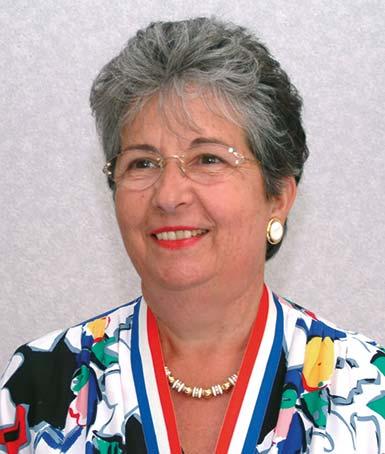 Michèle Bufferne, corsets et soutiens-gorge MOF 1979