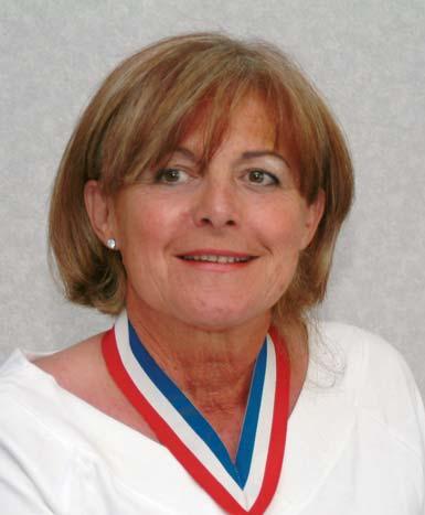 Mireille Gavet, coiffeuse MOF 1976