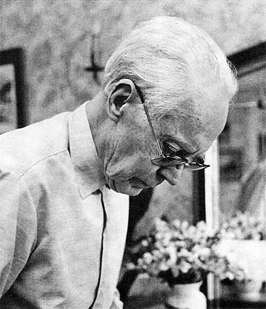 Raymond Jaquot, toupilleur MOF 1949