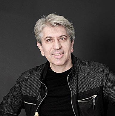 Joël Orgiazzi, ferronnier d'art MOF 1986