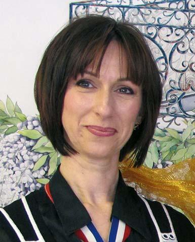 Sylvie Razzini, esthéticienne MOF 2000