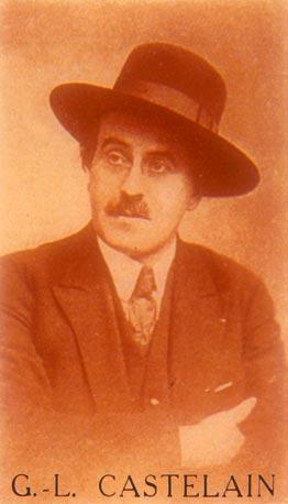G.-L. Castelain, premier président des MOF