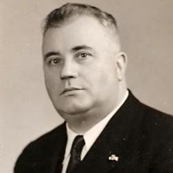 Paul Pignat en 1950