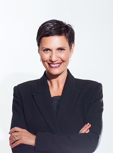 Christine Margossian, MOF coiffure 1991