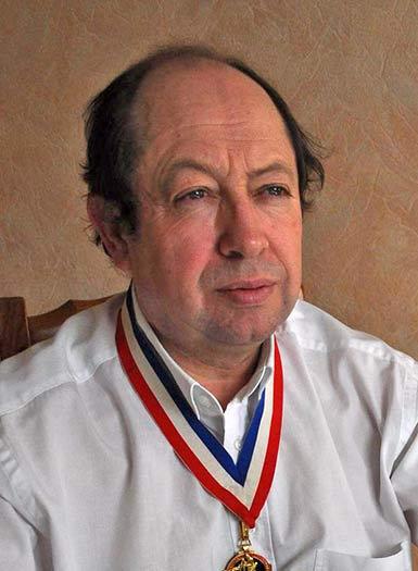 Gérard Gouvernayre, plastiques MOF 1991
