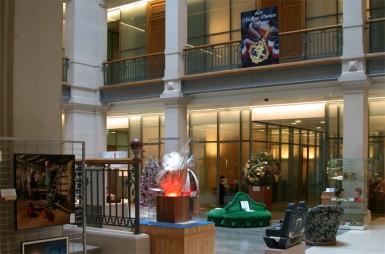 expo MOF CIC banque Lyon
