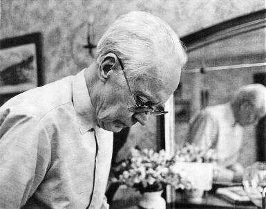 Raymond Jaquot, le dernier des toupilleurs