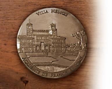 Médaille Villa Médicis - Nicolas Salagnac