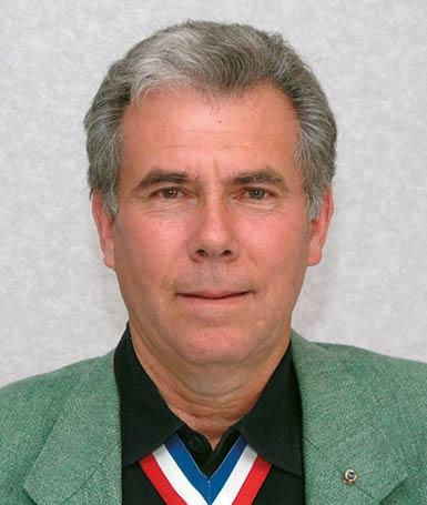 Robert Kohen, coiffeur MOF 1986