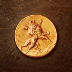 Le Lion de Némée par Nicolas Salagnac
