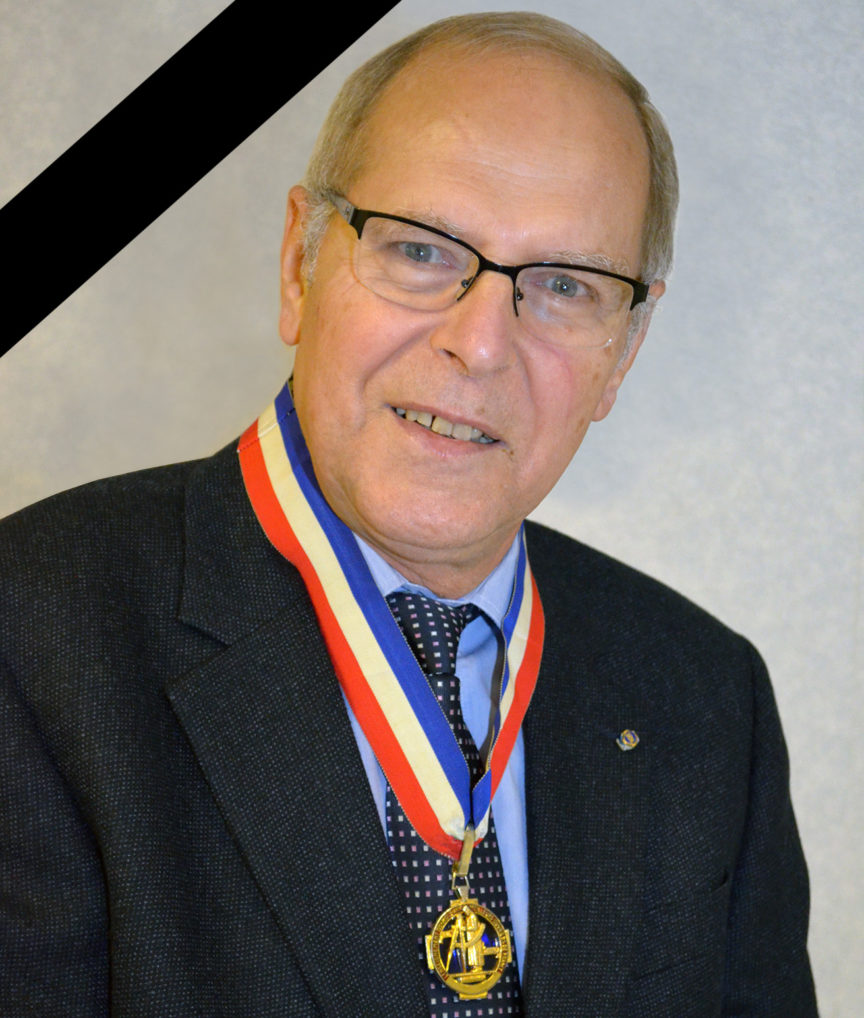 Guy Loriot président des MOF du Rhône décédé